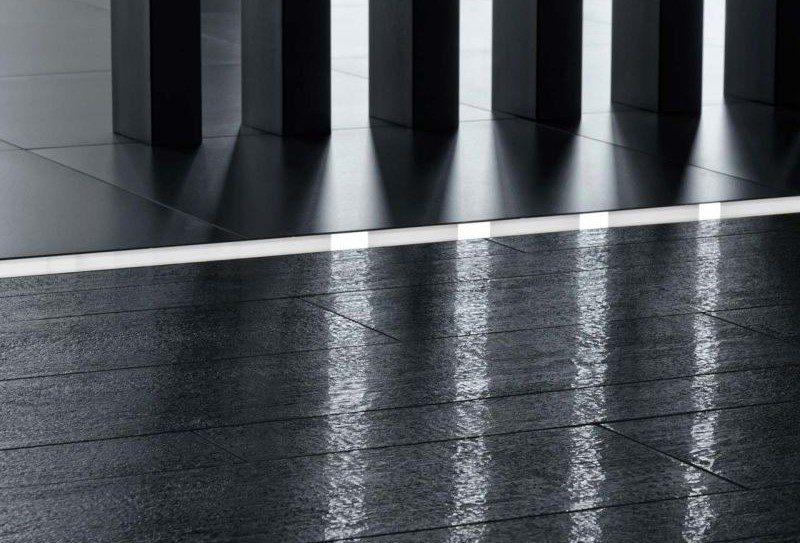 Pavimento grés porcelânico - On Timber Black Lappato